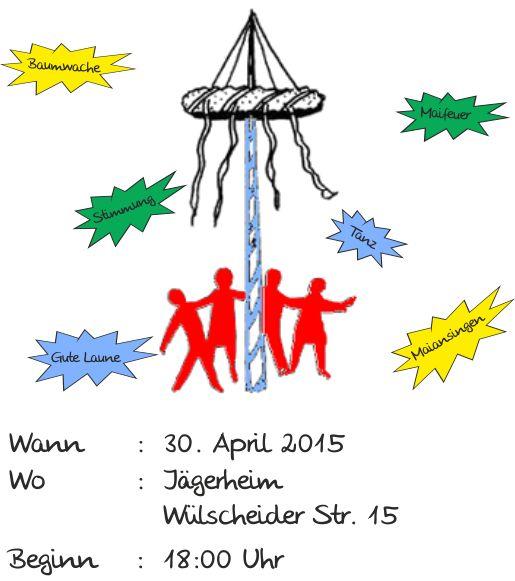 Wülscheider Maifest 2014