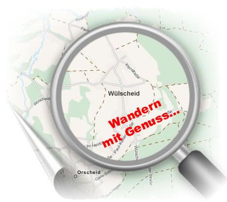 Karte Wülscheid